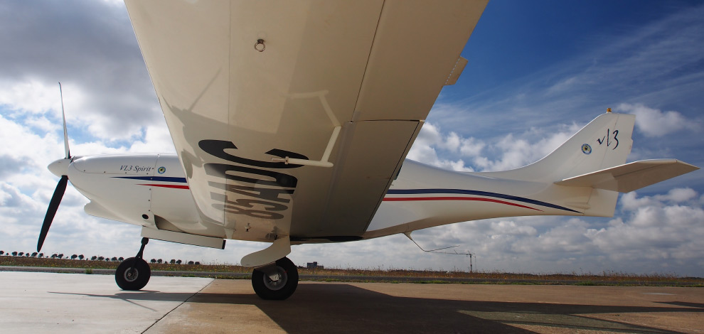 Airplane Ride. Scenic Plane Tour