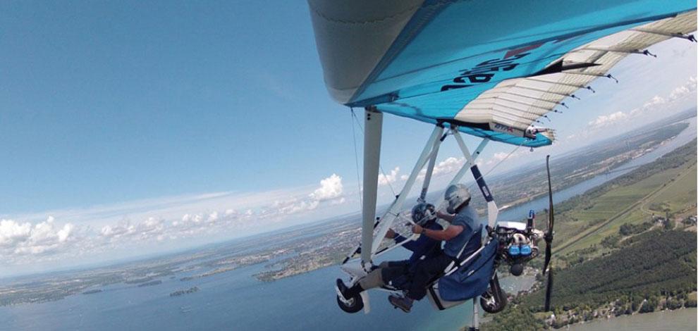 1 866 858 8778 recreational flight trike ultralight flying school